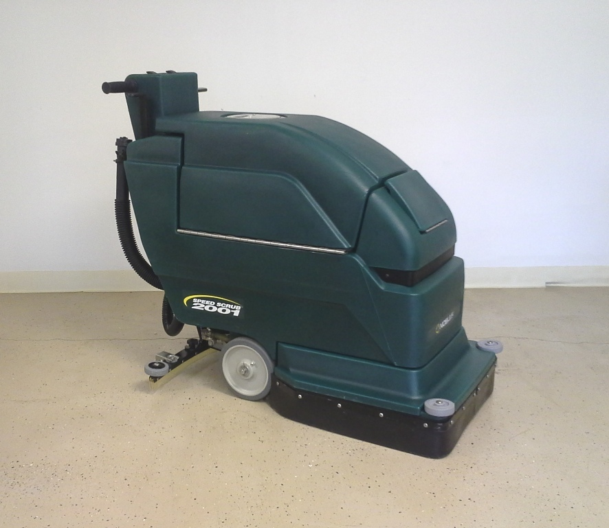 Columbia Heights Rental Floor Maintainer With Vacuum Ac