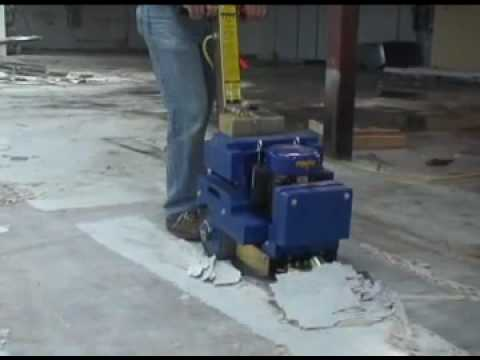 national floor stripping machine