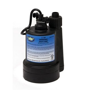 Columbia Heights Rental Pump 1 Submersible Garden Hose