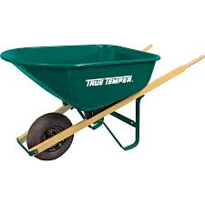 wheel barrow steel