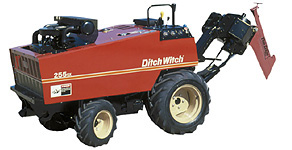 ditch witch vplow