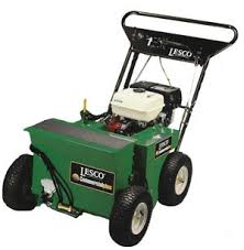 lesco seeder
