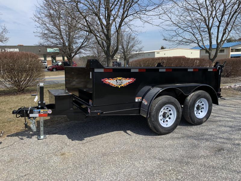 7500lb dump trailer