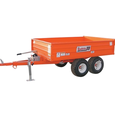 Trailer – 1 Yard Dump    Rock-Sand-Gravel-Dirt ( no concrete )
