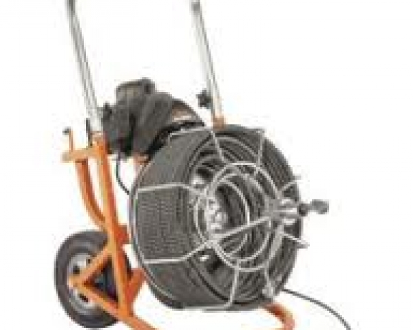 Sewer Cable Feeder : Columbia heights rental sewer auger ′ electric drill