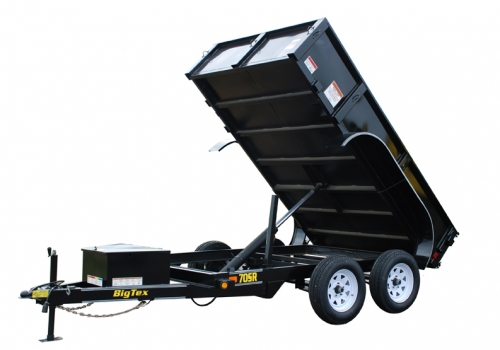 Trailer – Dump 10,000 lb. Load Capacity