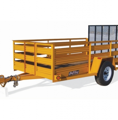Trailer – 5 x 8 Open Top Utility