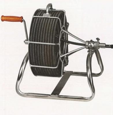 Sewer Auger – 50′ Manual Snake