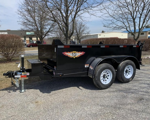 Trailer – Dump 7,500 lb. Load Capacity