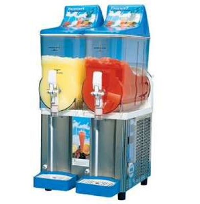 Dual Tank Slushy Machine