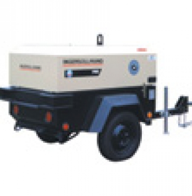 Air Compressor – 90 CFM Towable