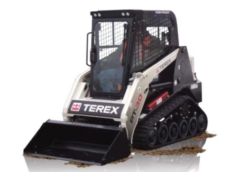 Bobcat – Terex R070T Track Machine W/Bucket.  (Trailer Additional)