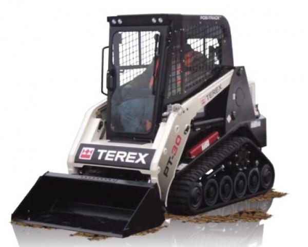 Bobcat – Terex R070T Track Machine W/Bucket.  (Trailer Additional)