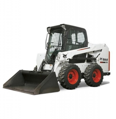 Bobcat – S450 W/Bucket.   ( Trailer Additional )