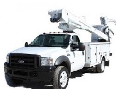 Truck Boomlift 36′