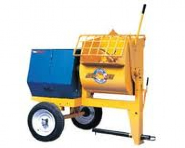Mortar Mixer – 6 Cu. Ft. Gas Towable