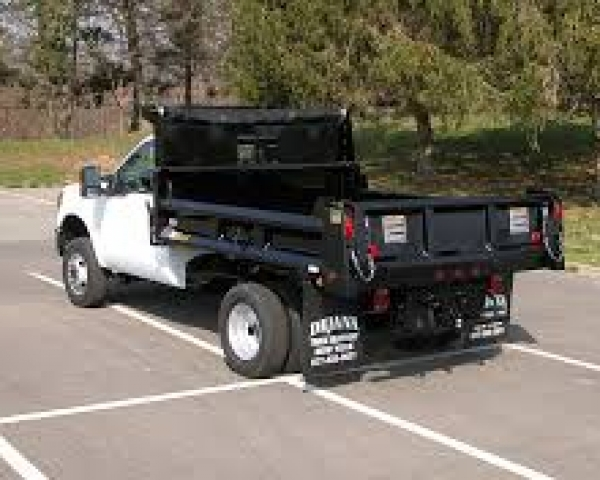 Dump Truck -2 Yard