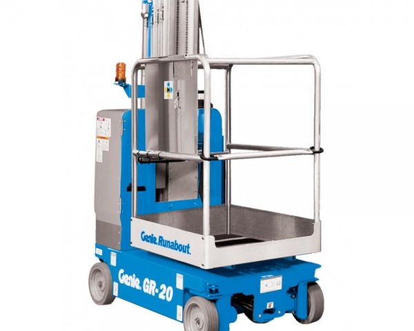 Lift – 20′ Telescoping Genie GR-20