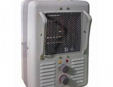 Heater – 1500 Watt Electric