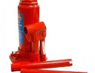 Jack – Bottle Hydraulic
