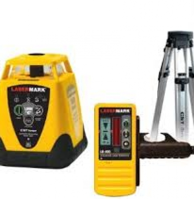 Laser Level – Exterior Rotating