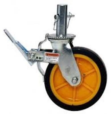 Scaffolding – 8″ Wheel/Caster
