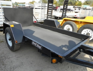 Trailer – Scissors Lift Tilt