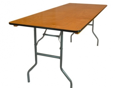 Table – 8′ Banquet