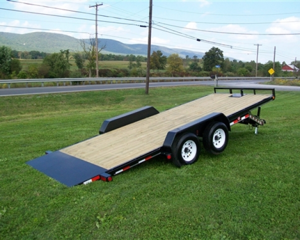 Trailer- Car/Equipment 20′ Flatbed