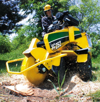 Stump Grinder – 18″ Hydraulic