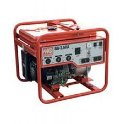 Arc Welder – 135 Amp. Gasoline
