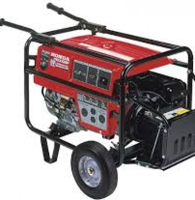 Arc Welder – 170 Amp. Gasoline