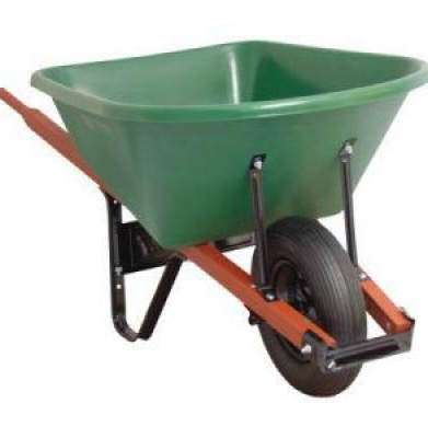 Wheel Barrow – 6 Cu. Ft. Poly