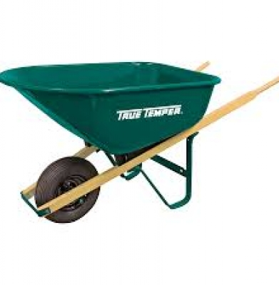 Wheel Barrow – 6 Cu.Ft. Steel